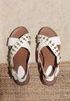Białe Sandały Spirits