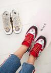 Czerwone Buty Sportowe Step In My Room