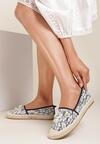 Czarne Espadryle Saturday Sun