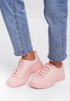 Różowe Sneakersy Back To Us