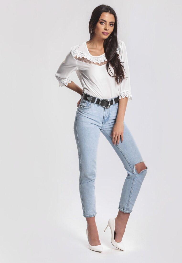 b5450d15 Biała koszula i jeansy - sprawdzone stylizacje | Blog Renee