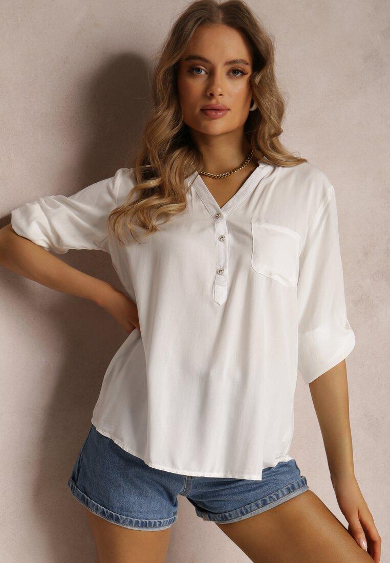 Biała koszula damska – najmodniejsze stylizacje Blog Renee
