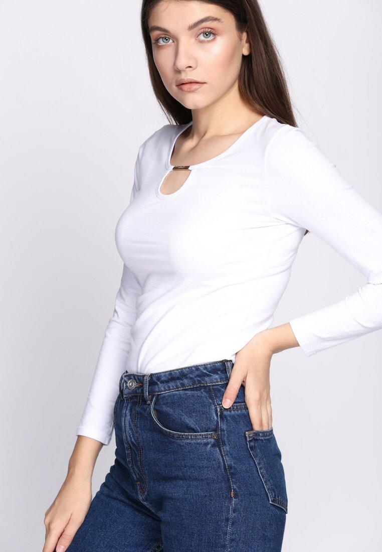 Biała Bluzka Crispy