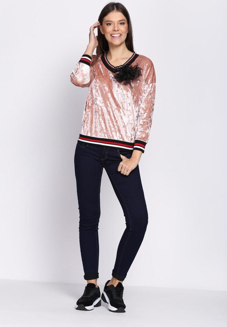 Różowa Bluza Irresistible March