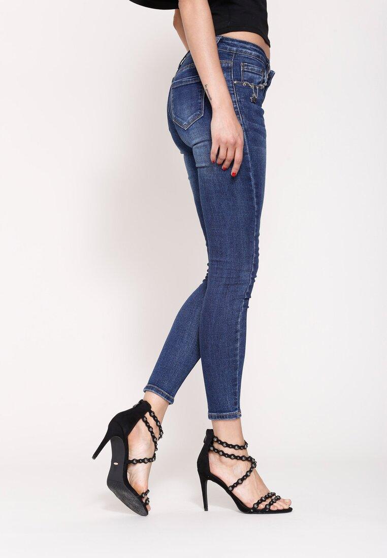 Niebieskie Jeansy Sexy Thing