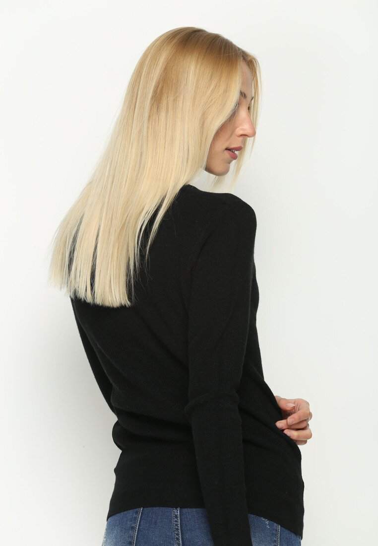 Czarny Sweterek Large Shift