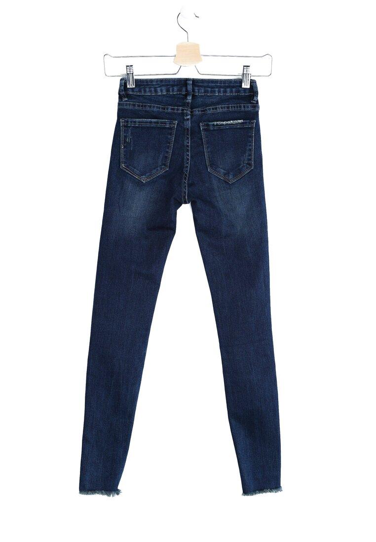 Niebieskie Jeansy Prod