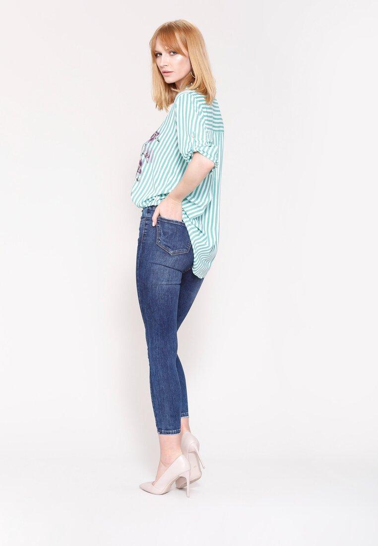 Niebieskie Jeansy Waterford
