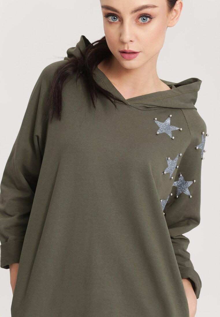 Zielona Bluza Few Stars