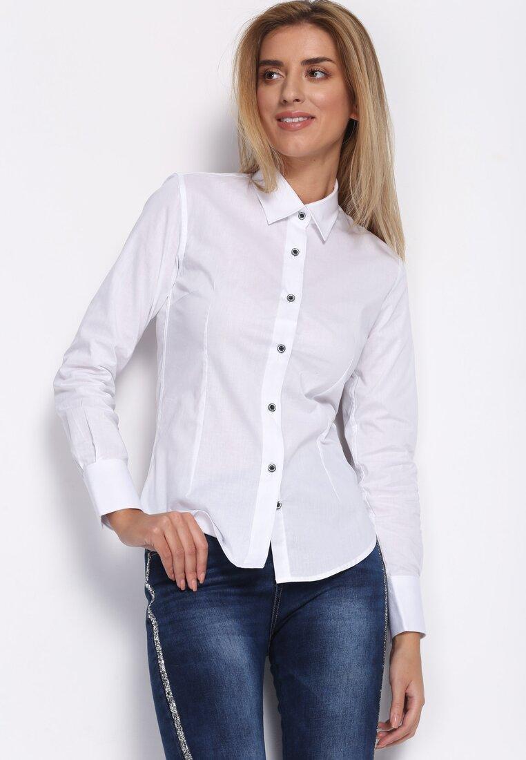 Biała Koszula Lean On Me