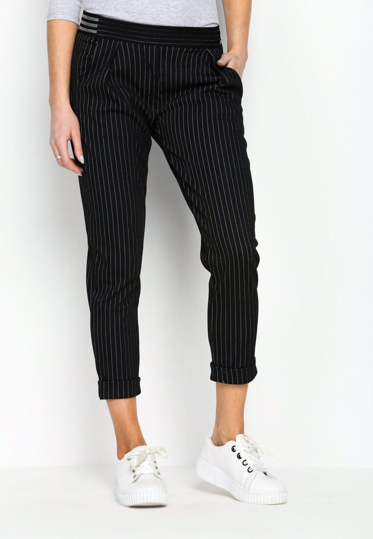 Czarne Spodnie Back In Black