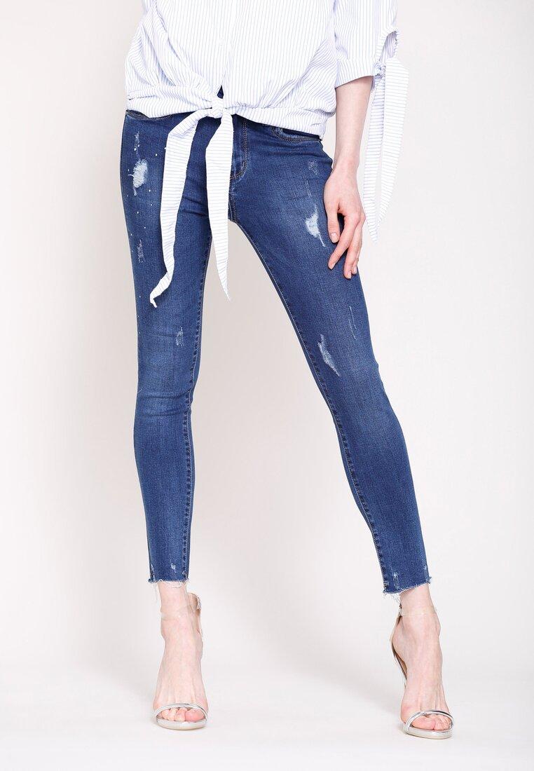 Niebieskie Jeansy Without You