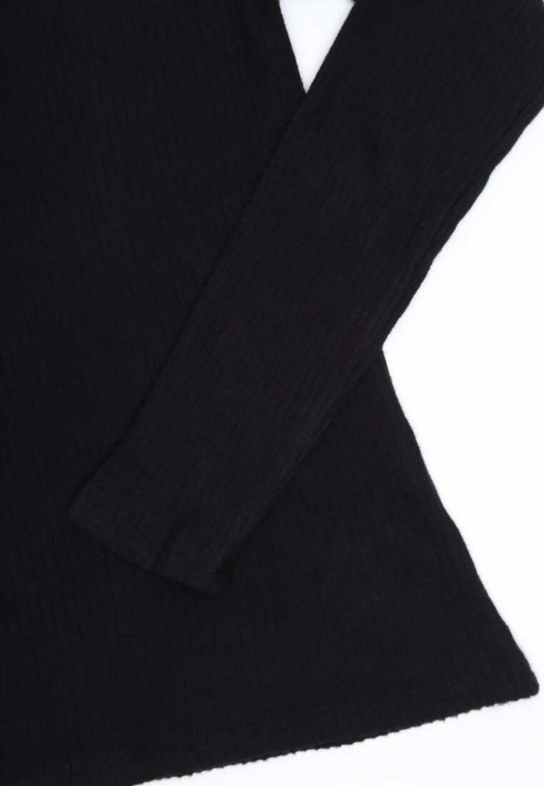 Czarna Bluzka Simple Thing