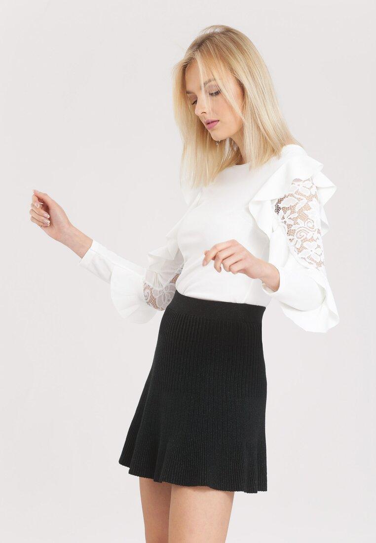 Biała Bluzka Dolce Rosa