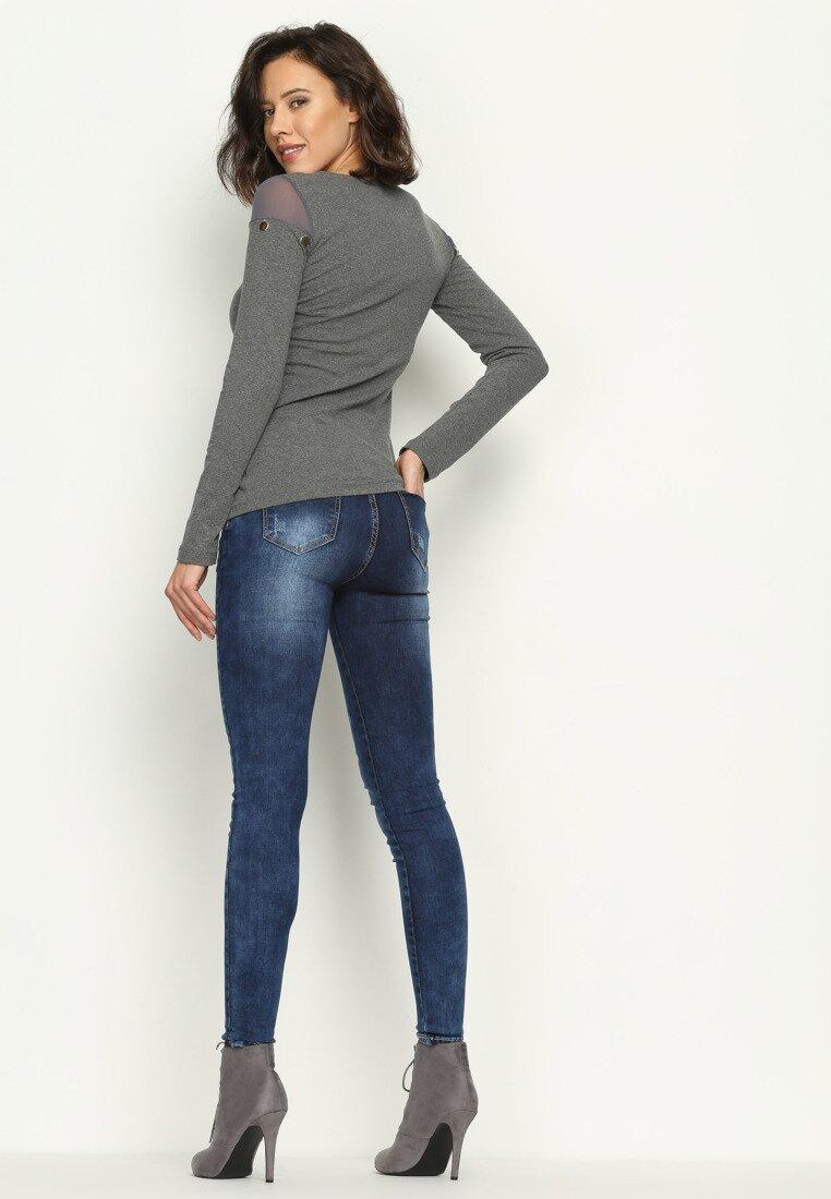 Niebieskie Jeansy Radical