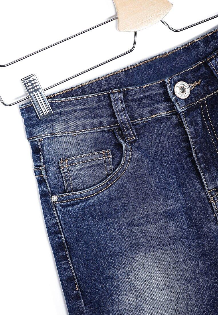 Niebieskie Jeansy Fifteen Shapes