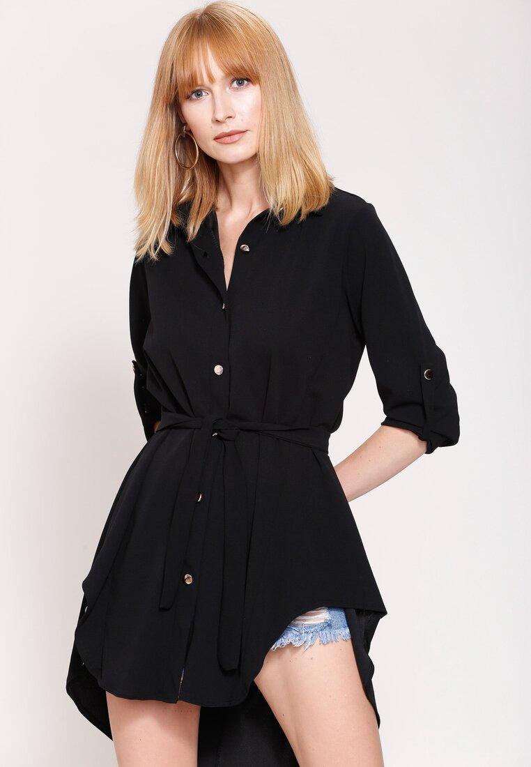 Czarna Sukienka Affinity