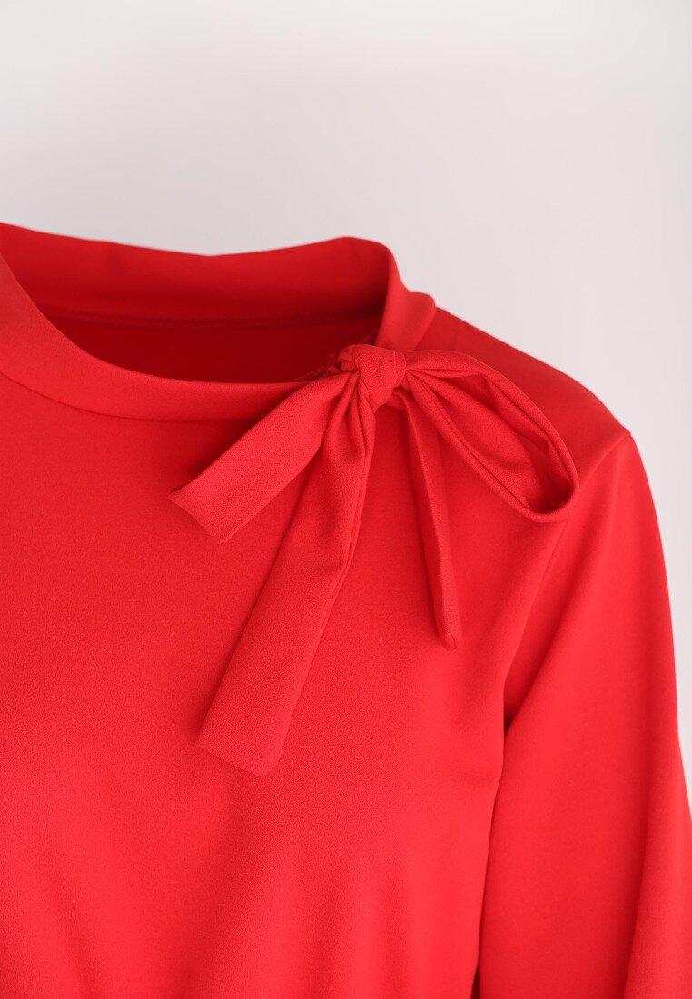 Czerwona Sukienka First Ladies
