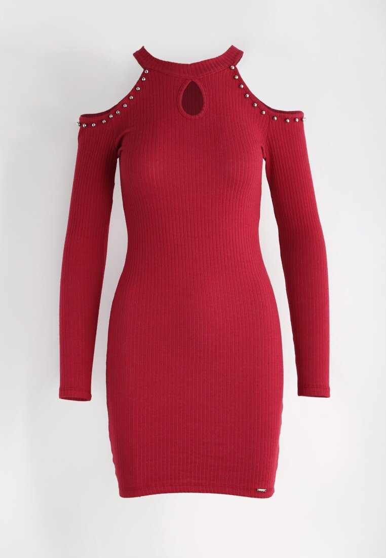 Czerwona Sukienka Bitter Troops