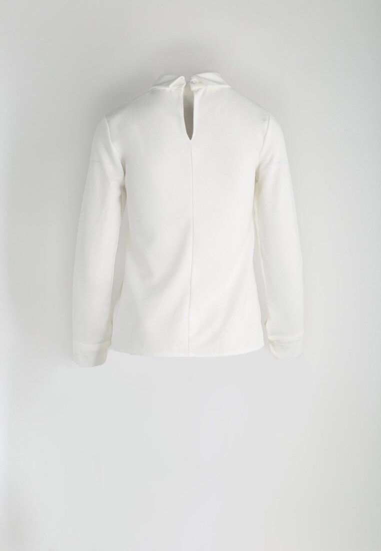 Biała Bluzka Epoque