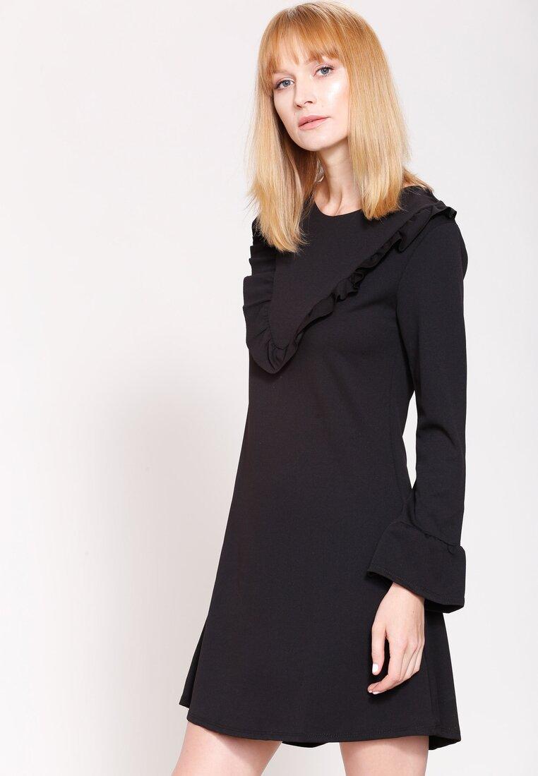 Czarna Sukienka Exciting