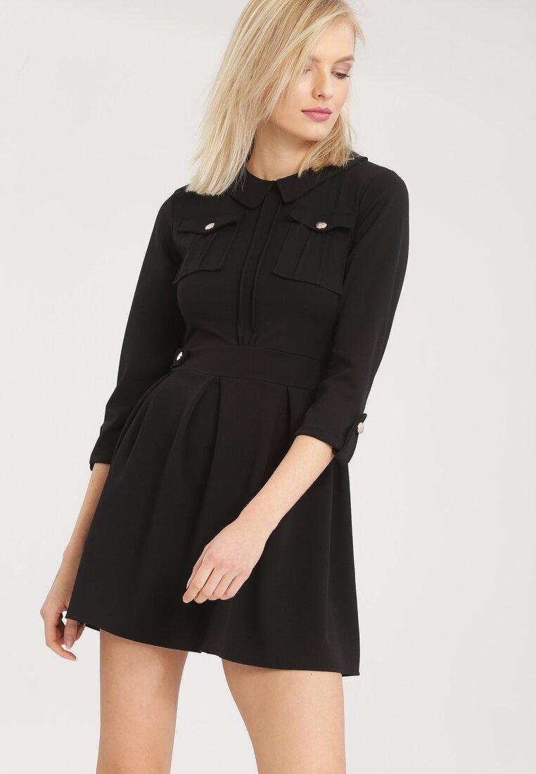 Czarna Sukienka Prepensely