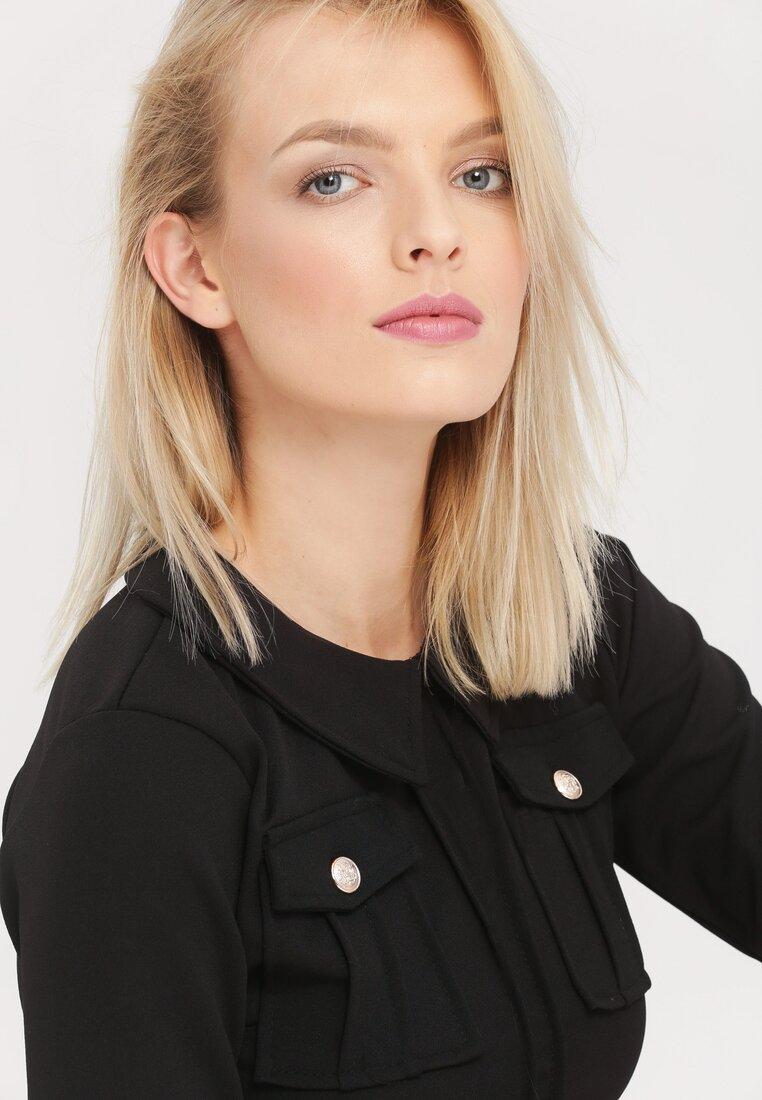 Czarna Sukienka Beauty Layla