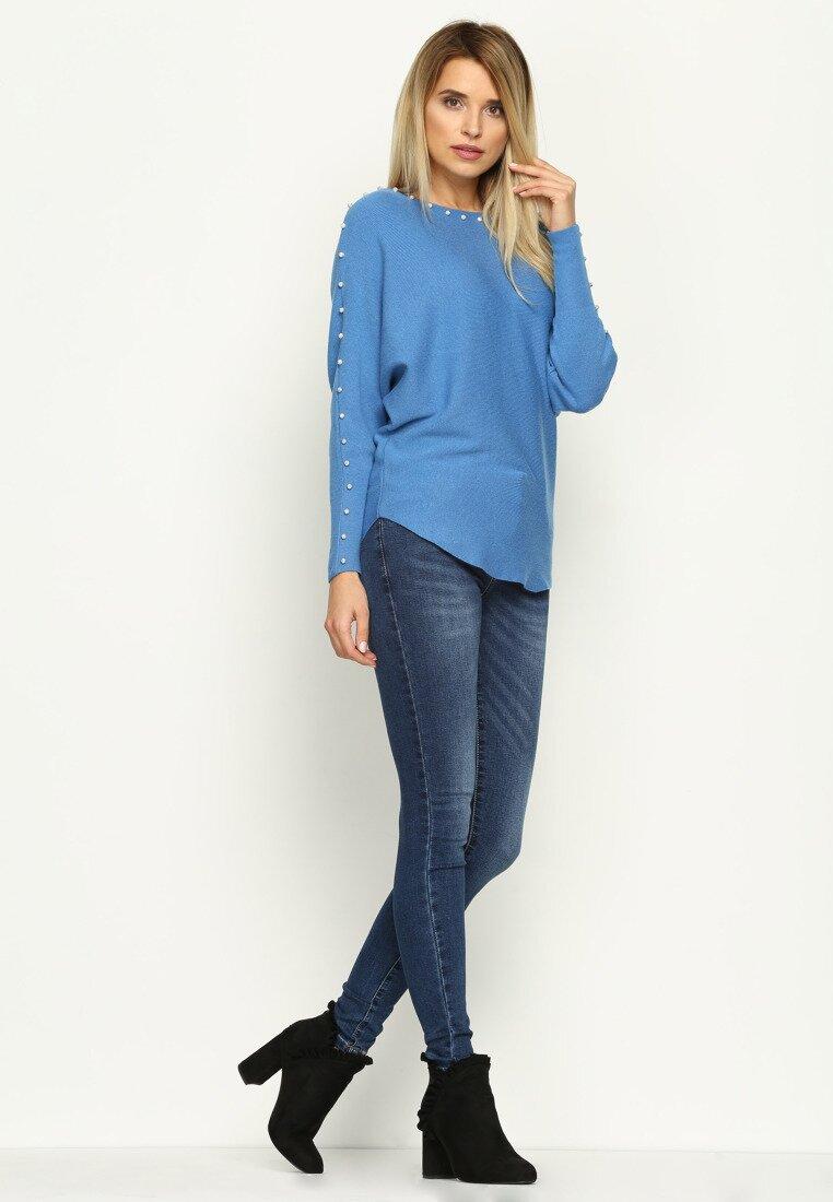 Niebieskie Jeansy Faze