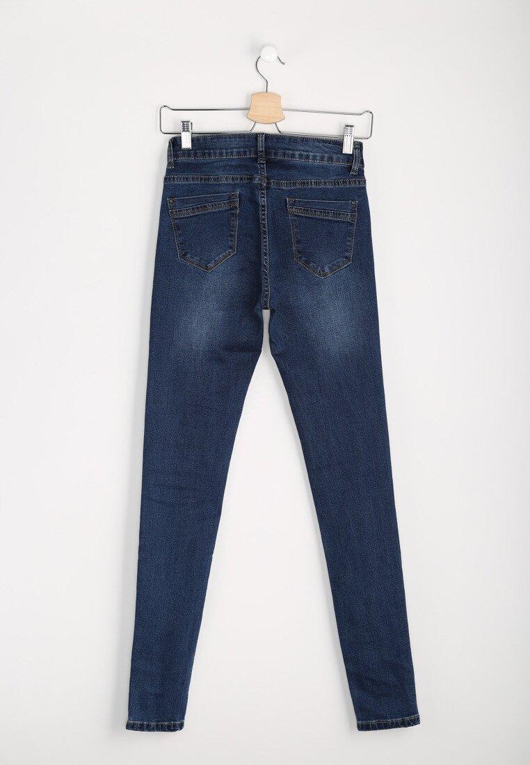 Niebieskie Jeansy Ideal World