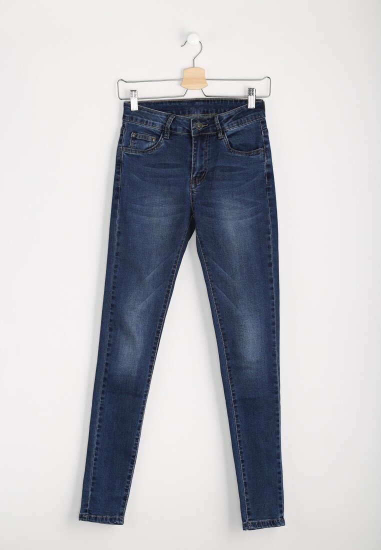 Niebieskie Jeansy Perfect Good