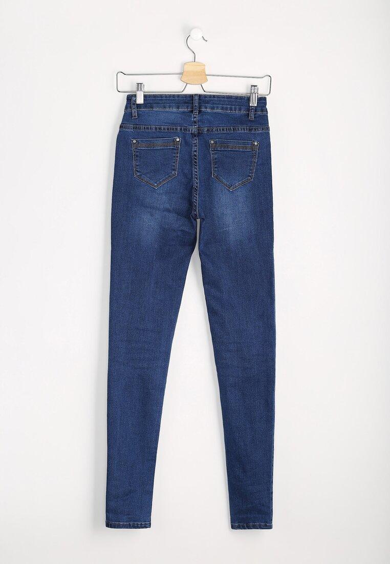 Niebieskie Jeansy Abandoned