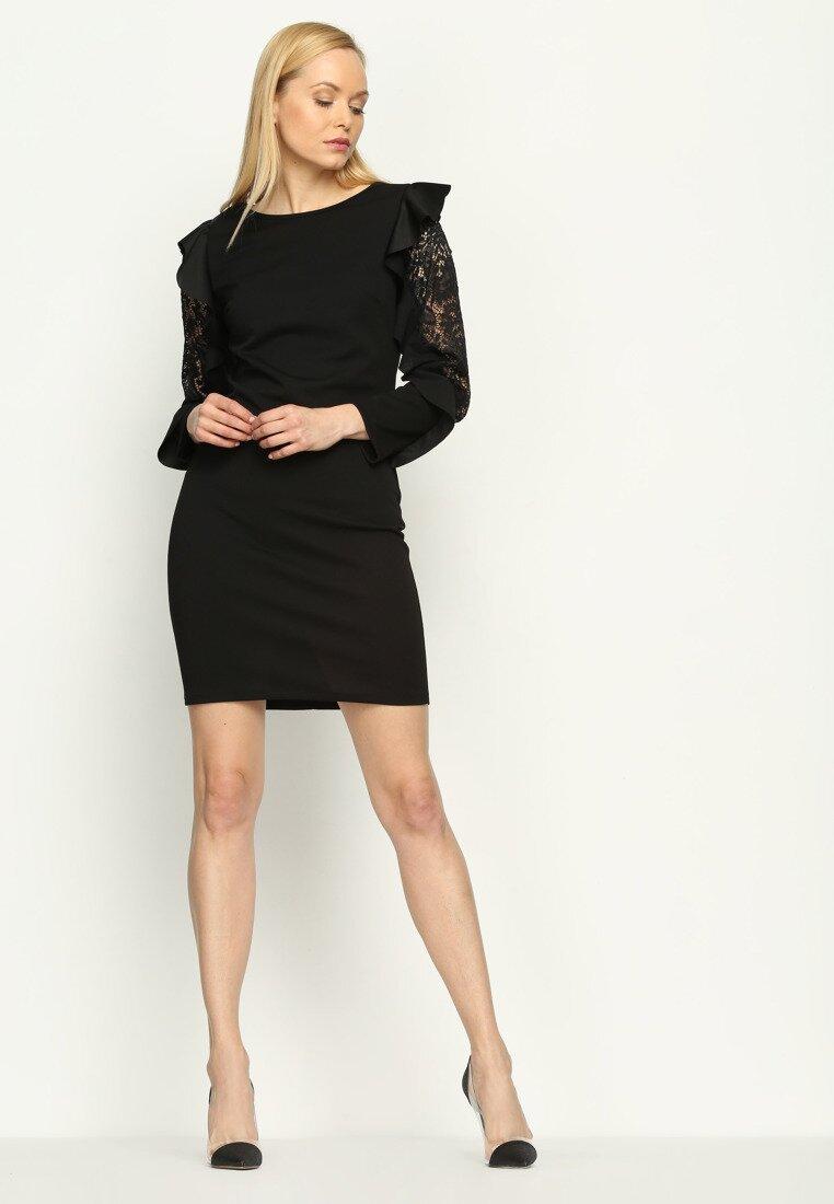 Czarna Sukienka Like a Lady