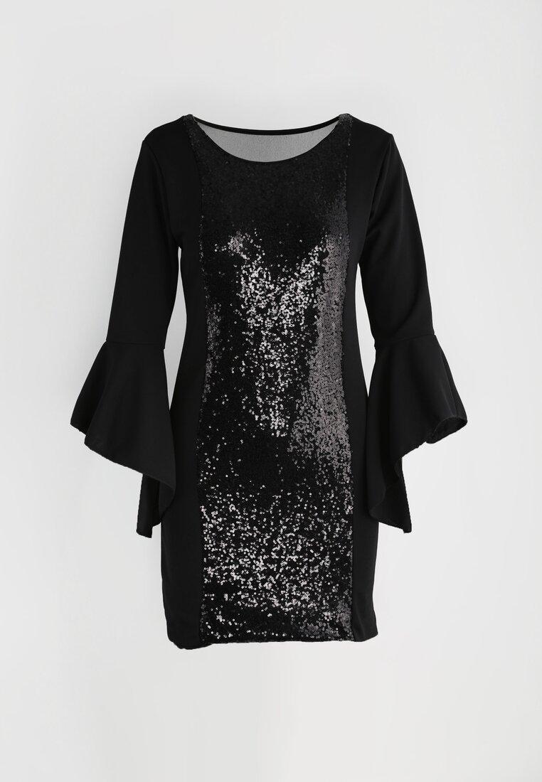 Czarna  Sukienka Viva Diva