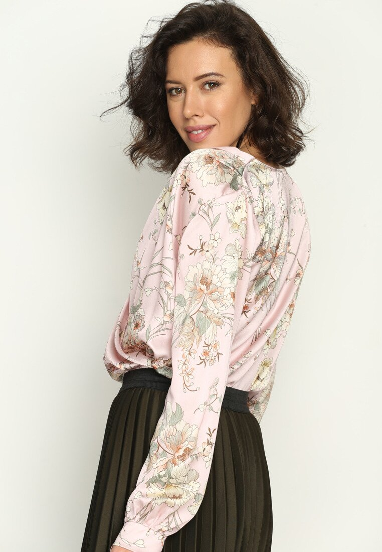 Różowe  Body Oriental