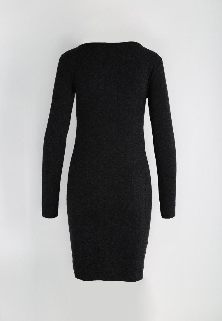 Czarna Sukienka Midnight Fashion