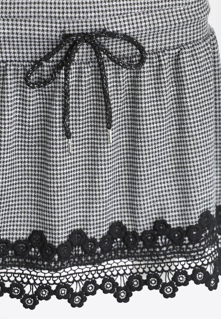 Szara Sukienka Folklore