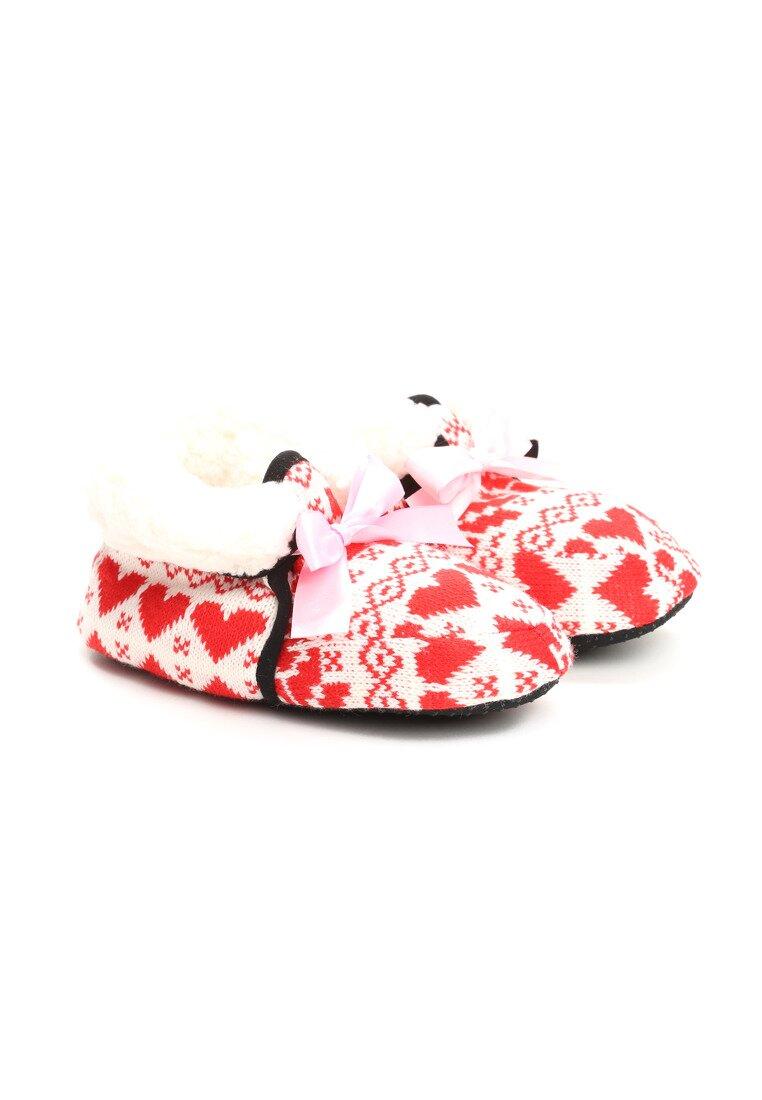 Czerwone Kapcie Carpet Slippers