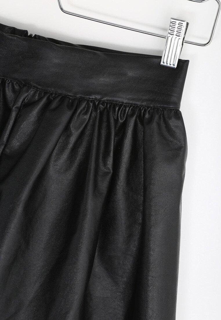 Czarna Spódnica Promiscuous