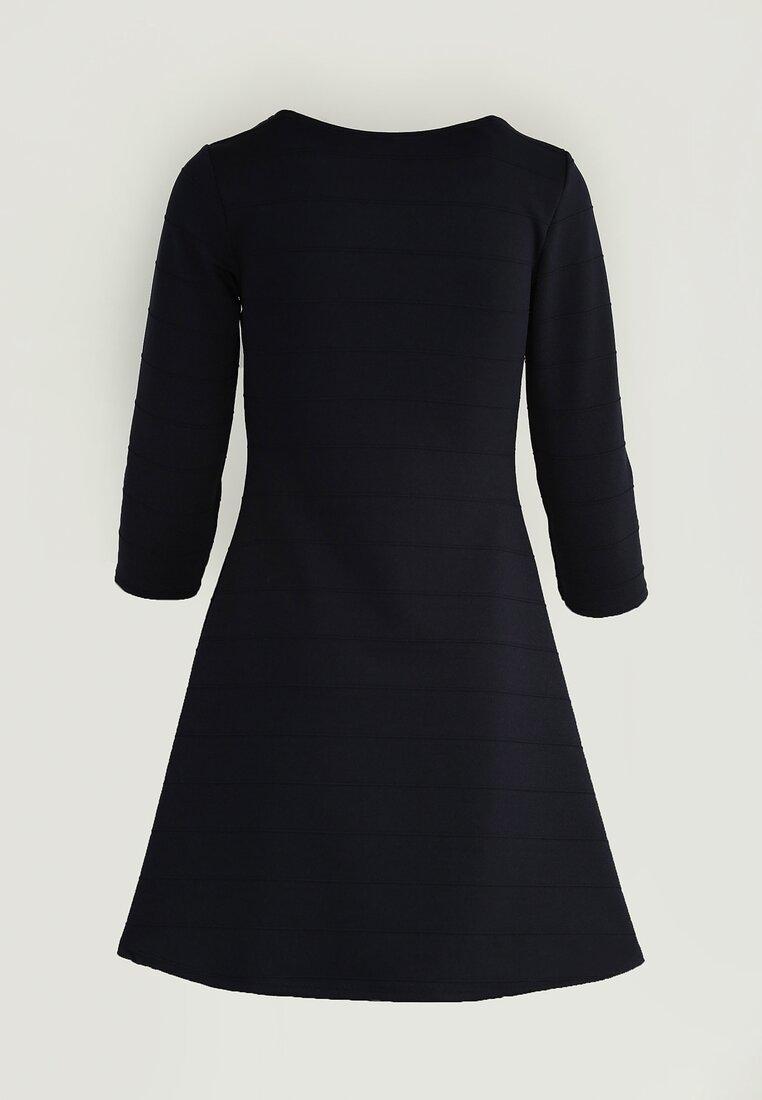 Granatowa Sukienka Special One
