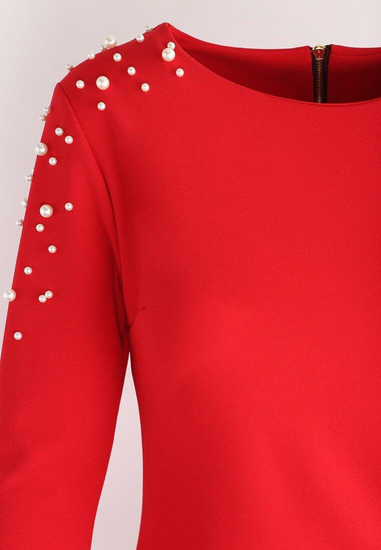 Czerwona Sukienka Star In Me