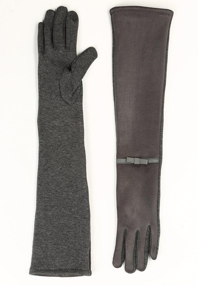 Szare Rękawiczki Frozen