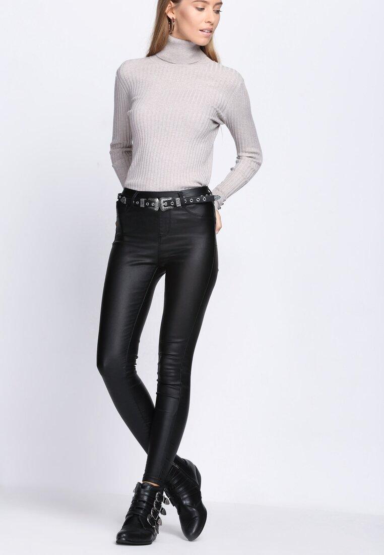 Czarne Spodnie Always For Real