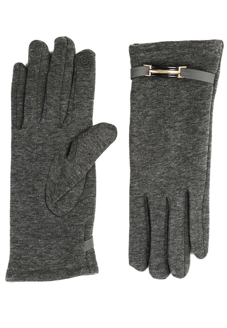 Ciemnoszare Rękawiczki Tide