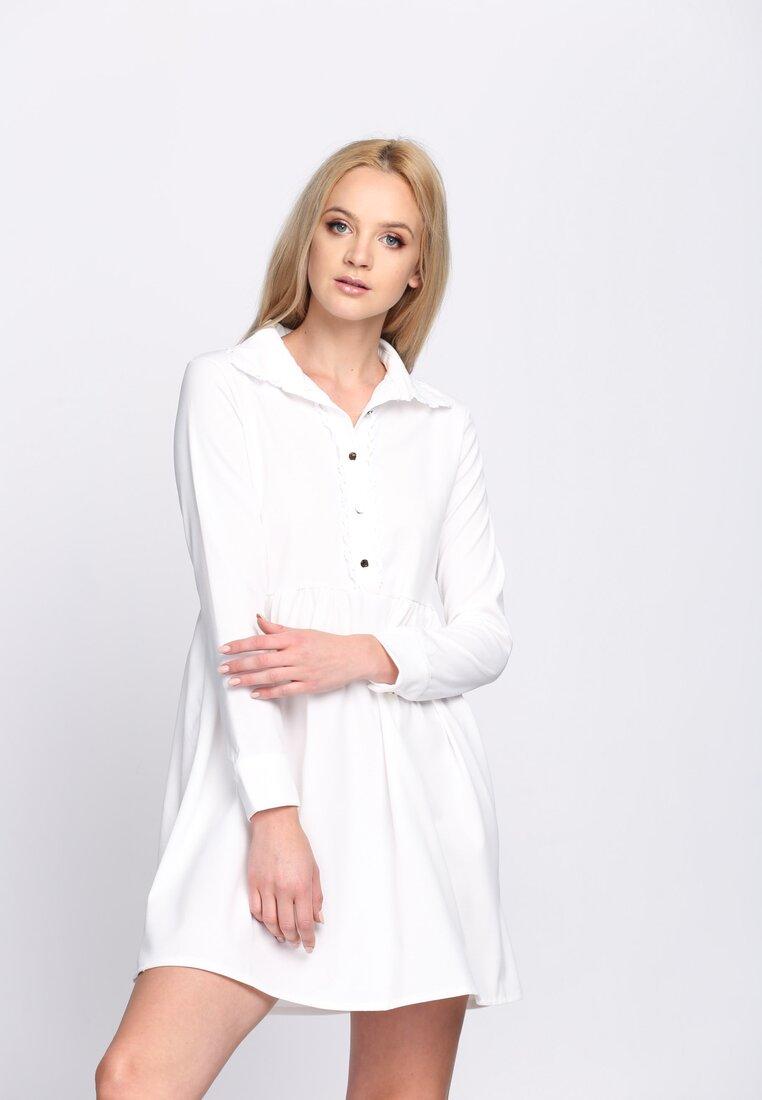 Biała Sukienka Holiday