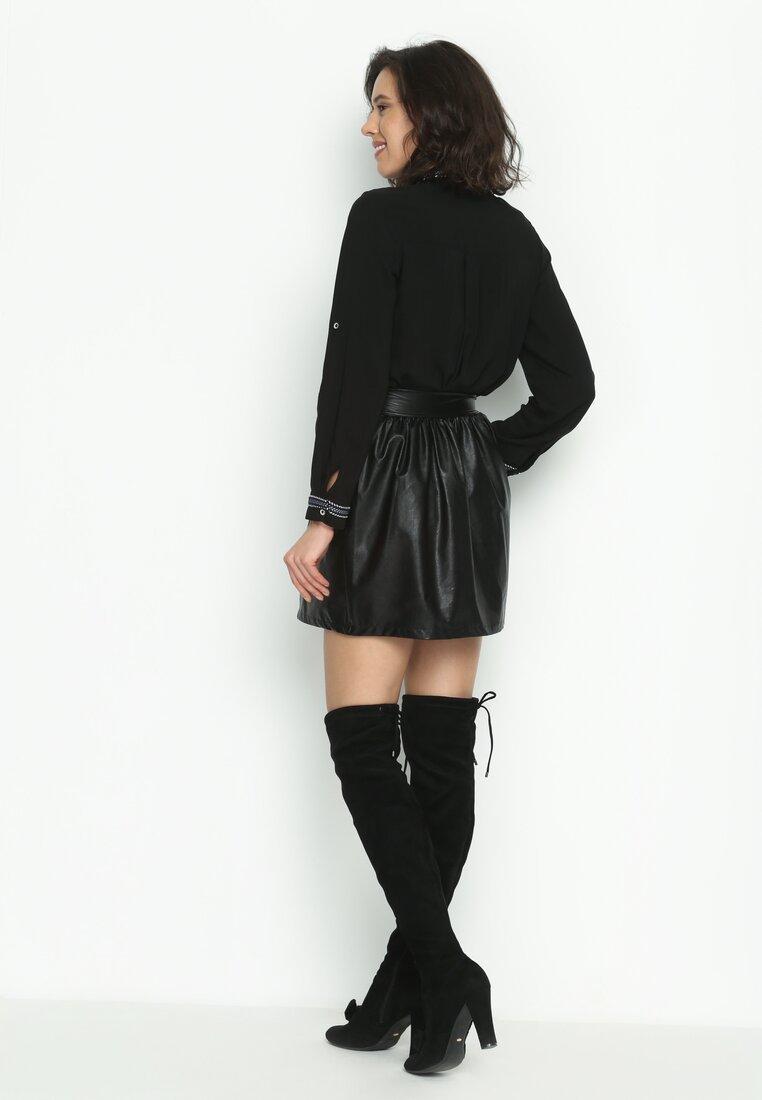 Czarna Koszula Dancefloor