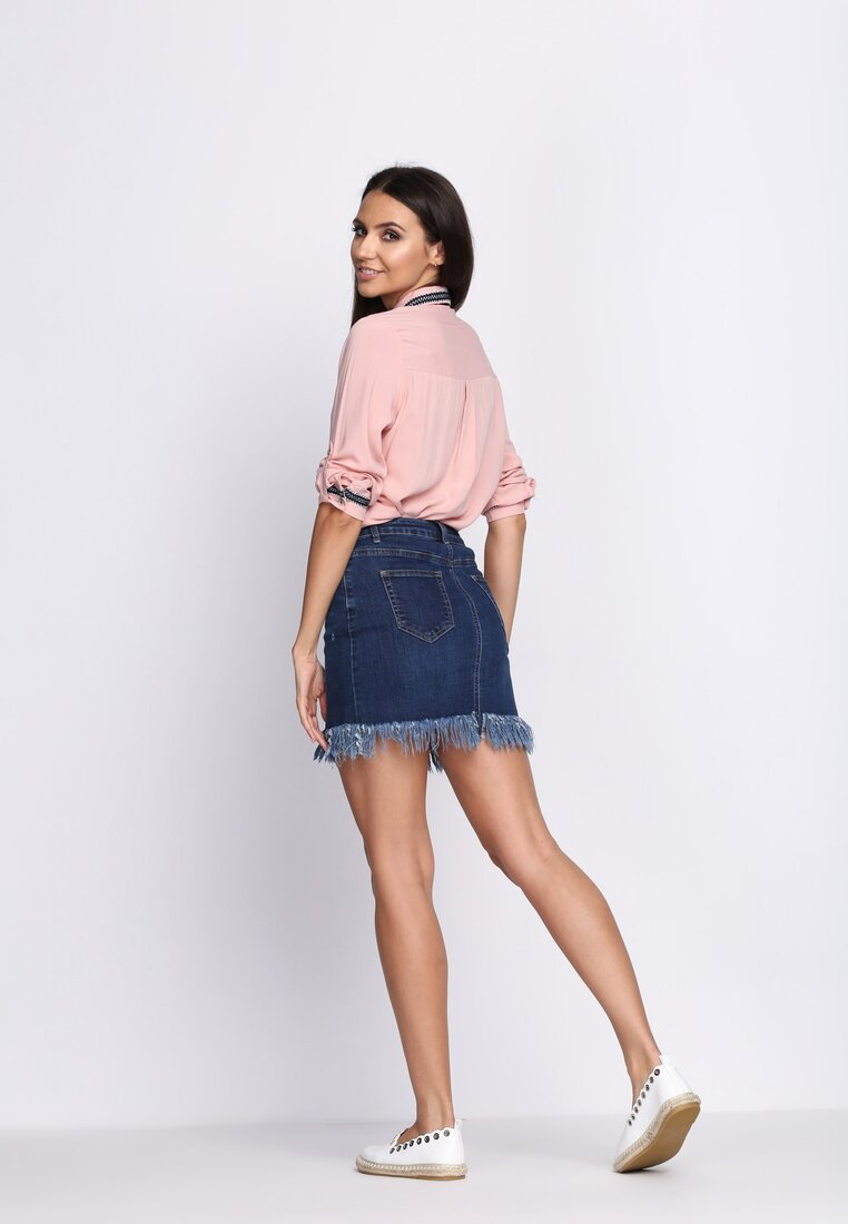 Różowa Koszula Enable