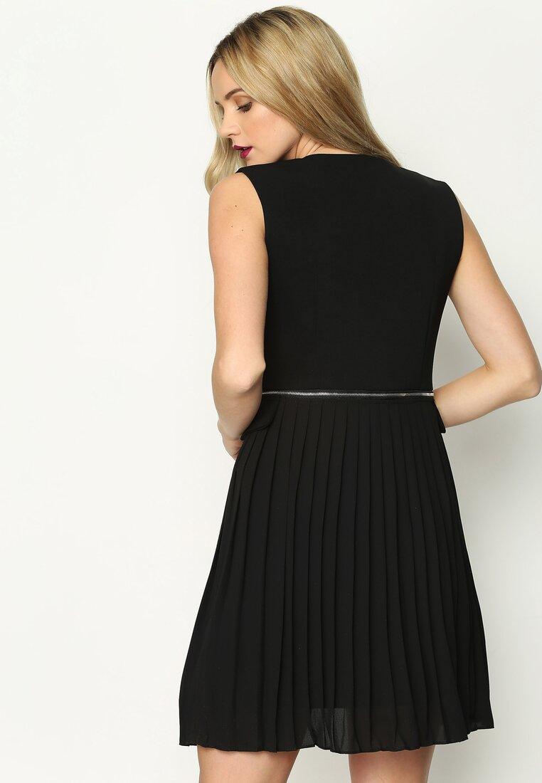 Czarna Sukienka Earth Dress