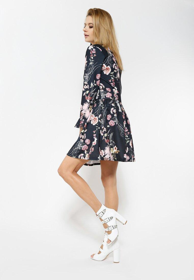 Jasnoróżowa Sukienka Hey Girl!
