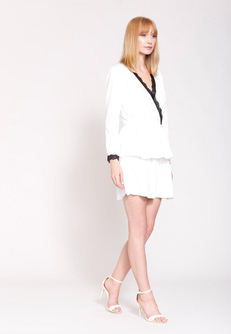 Biała Sukienka Summer Love