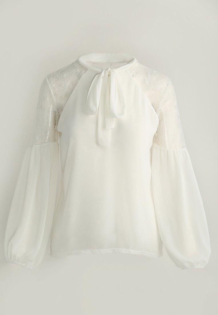 Biała Bluzka Modern Muse